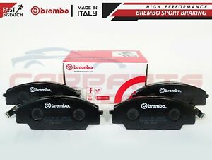 FOR-HONDA-CIVIC-TYPE-R-EP3-S2000-2-0-2-2-BREMBO-FRONT-BRAKE-PAD-PADS-SET-99-09