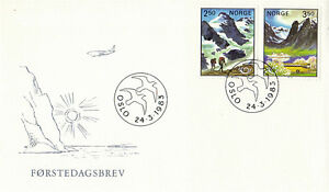Initiative Suède 1983 Nordic Postal Co-operation First Day Cover Stockholm Norden Shs