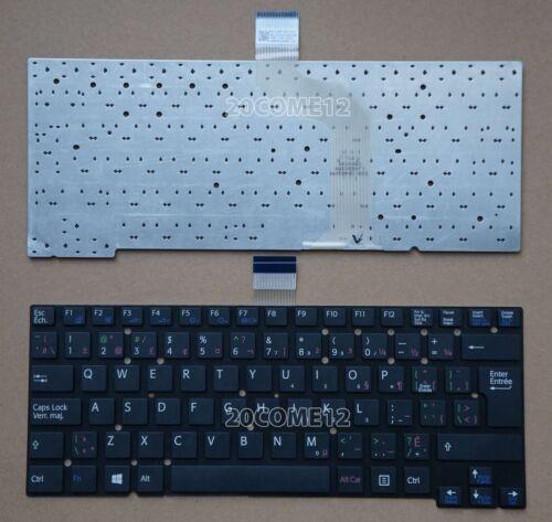 NEW FOR SONY VAIO SVT1313C5E SVT1313K1R SVT1313L1E SVT1313L1R Keyboard Canadian