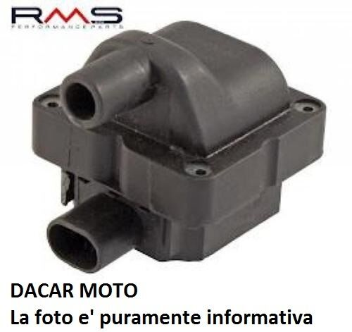 246010132 RMS Coil inductive APRILIA 50 SCARABEO 4T 4V NET 2009 2010