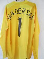 Manchester United Van Der Sar 2006-2007 Goalkeeper Football Shirt Large /34872