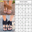 Womens-Gladiators-Flats-Sandals-Strappy-Ankle-Rome-Flip-Flop-Summer-Casual-Shoes thumbnail 6