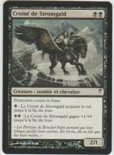 Coldsnap NM Stromgald Crusader // Croisé de Stromgald ►Magic-Style◄ MTG