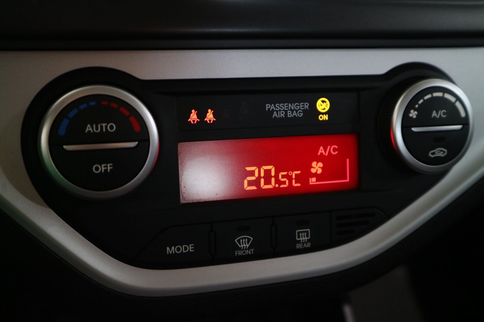 Kia Picanto 1,0 Style+ Eco Clim - billede 5