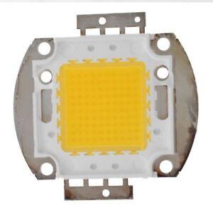 100W-LED-haute-puissance-Puce-DIY-Lampe-eclairage-lumiere-blanc-chaud-F6Q1