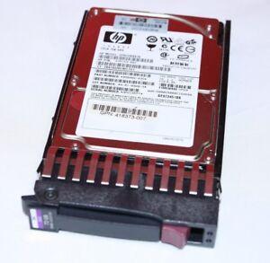 HP-72GB-15K-2-5-034-SAS-Hard-Drive-w-Tray-432321-001-LOT-AVAILABLE-Warranty
