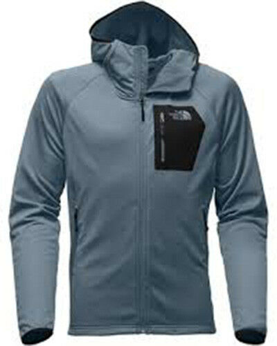 The North Face Borod Full Zip Hoody (XXL) Conquer Blau