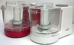 NEW-Rival-Replacement-Parts-Food-Processor-Model-XJ2K257R-XJ2K257W-Mini-Chopper