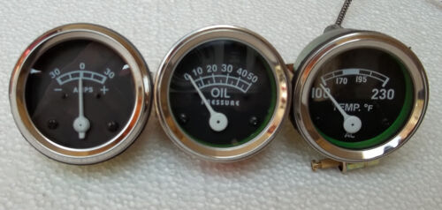 Gauge Set Ford 2N, 8N, 9N, NAA, 600, 700,800,900,2000,4000 Tractor