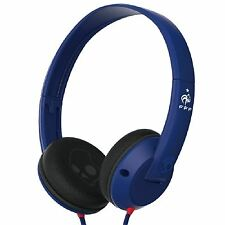Skullcandy Uprock On Ear France Football Headphones With Microphone New Sealed
