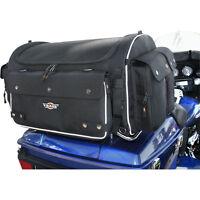 T-bags Daytona Tb1011dy Rack Bag W/ Universal Mount Motorcycle Luggage on sale
