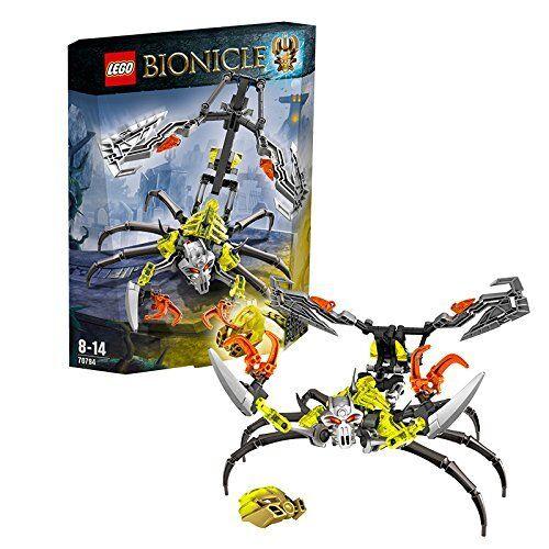 LEGO bionicle  70794 crâne scorpio action figure  vente chaude en ligne