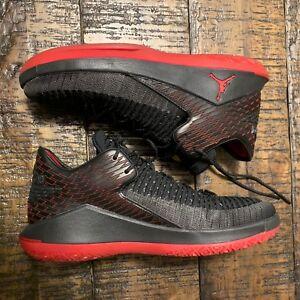 ab868f09d830 Nike Air Jordan XXXII 32 Low AA1256-003 SZ 15 Black Gym Red NO BOX ...