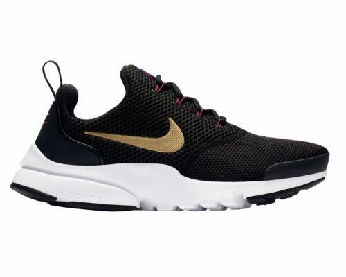 Gs Donna Fly Da Nike 913967 Scarpa 004 Nero Oro Presto Bambina Sportiva EAPqO