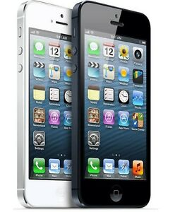 Apple-iPhone-5-16GB-32G-64GB-Factory-Unlocked-GSM-Smartphone-Black-Whit-Phone