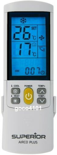 REPLACEMENT PANASONIC AIR CONDITIONER AC REMOTE CONTROL A75C4147 CWA75C4147 NEW