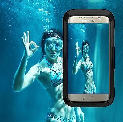 Shockproof Dirtproof Hard Waterproof Cover Case for Samsung Galaxy S7 edge