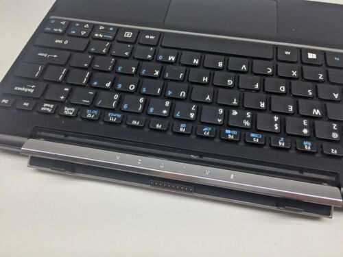Acer Switch V 10 SW5-017P-17JJ keyboard base only shale black 2017 NO tablet inc