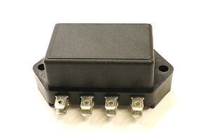 land rover series ii iii 7fj type fuse box ebay rh ebay co uk land rover series 3 fuse box land rover series 2a fuse box