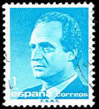 Scott # 2416 - 1985 - ' King Juan Carlos I '