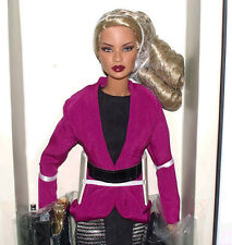 INTEGRITY TOYS Nu. Face ELECTRIC ENTHUSIASM DOMINIQUE MAKEDA Dressed Doll ~NEW