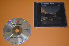 Egberto Gismonti-Works/ECM Records/W. Germany/1st. Press/RAR