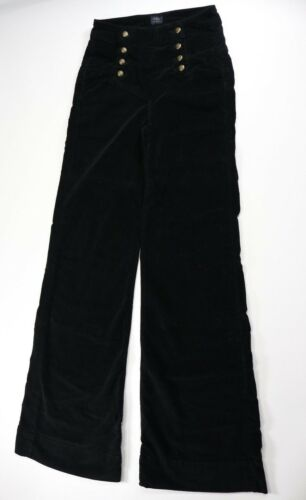 Coh Velvety Flare Bib 31 Bib Humanity Humanity Inseam Of Coh Of Citizens Flare Front Black Citizens Velluto Pant Nero Front Inseam Pant 31 UwpEHxq