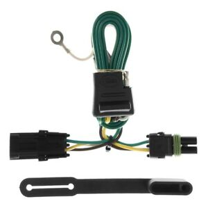 for chevy suburban 1987 1991 curt 55312 t connector standard 2 wire system ebay. Black Bedroom Furniture Sets. Home Design Ideas