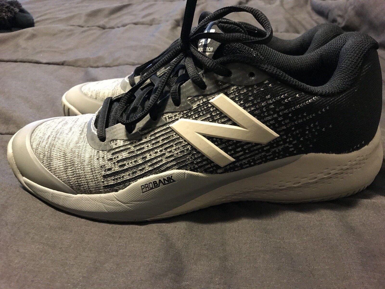 NEW BALANCE Homme Sz  B 996v3 Tennis Chaussures  noir  Gris