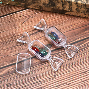 10Pcs-New-Cute-Clear-Candy-Shape-Earrings-Necklace-Ring-Storage-Box-Jewelry-B-SL