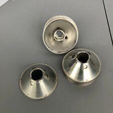 Vintage Original Stainless Steel Cream Separator Cups Lot Of 32
