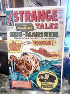 STRANGE-TALES-125-1964-SUB-MARINER-MUST-BE-STOPPED-DOCTOR-STRANGE-THING