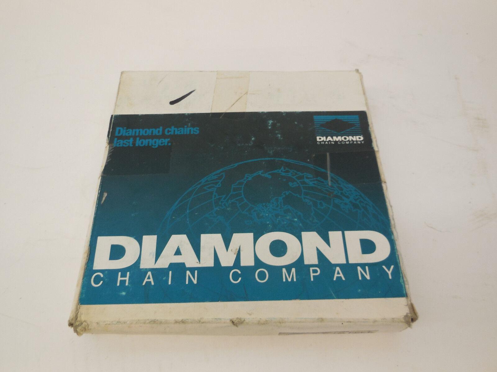 NEW DIAMOND CHAIN CO.  2032X10FT CHAIN