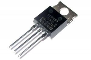 BUK555-60A Philips PowerMOS transistor Logic level FET TO-220 1PC
