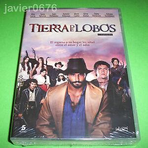TIERRA-DE-LOBOS-PRIMERA-TEMPORADA-EN-DVD-PACK-NUEVO-Y-PRECINTADO