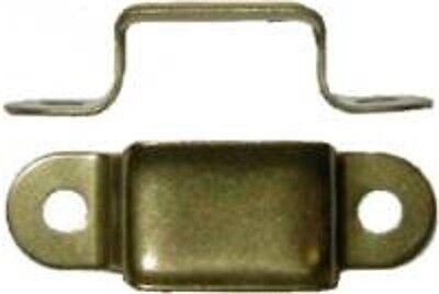 "Leather Trunk Handle 8-3//4/""   L4272 BLACK"