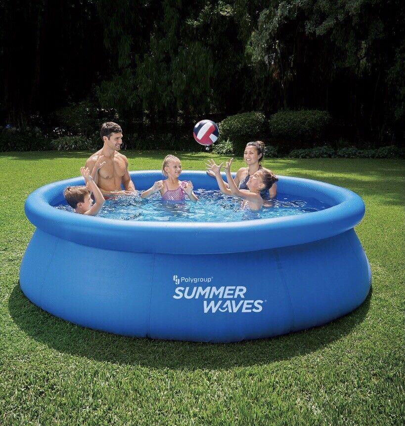Summer Waves 10'x30