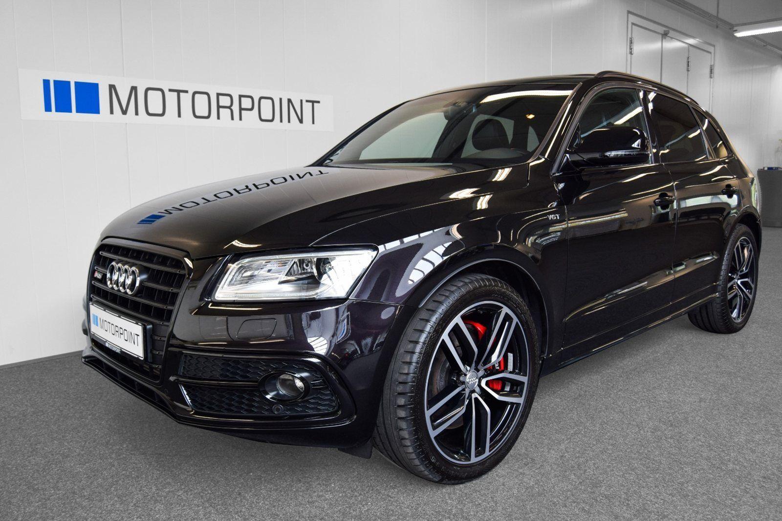 Audi SQ5 3,0 TDi 340 quattro Tiptr. 5d - 879.900 kr.