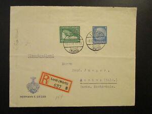 Germany-1938-Airmail-Cover-Light-Fold-Z6601