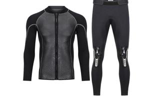 New Men 2.5mm Neoprene Warm Full Body Diving Suit Scuba Snorkeling  Weitsuits