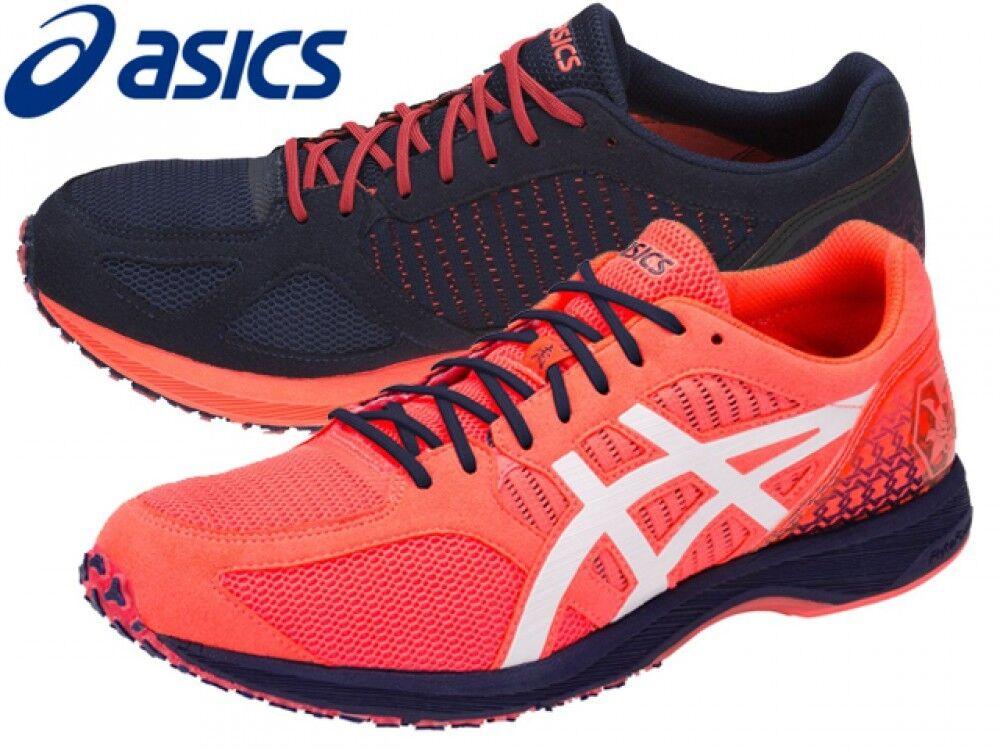 ASICS Japan Running shoes TARTHERZEAL 6 TENKA 1011A242 Red   Navy