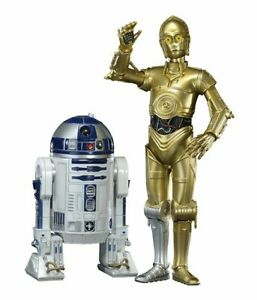 ARTFX-Star-Wars-R2-D2-amp-C-3PO-1-10-Model-Kit-Kotobukiya