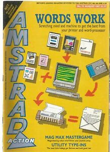 AMSTRAD-ACTION-ISSUE-23-AUGUST-1987-MAGAZINE