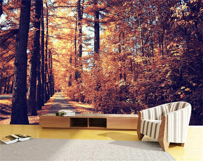 Sober Militant Woods 3D Full Full Full Wall Mural Photo Wallpaper Printing Home Kids Decor 158e59