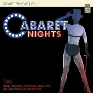 Cabaret-Nights-Cabaret-Francais-US-IMPORT-CD-NEW