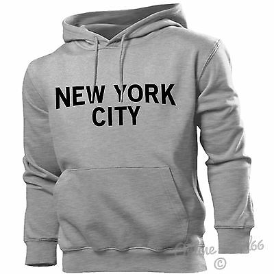 Angemessen New York City Hoodie Hoody Men Women Kids Nyc Big Apple Madison Square Tourist