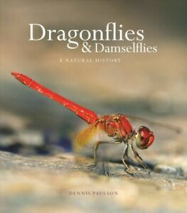 Dragonflies-amp-Damselflies-A-Natural-History-Hardcover-by-Paulson-Dennis