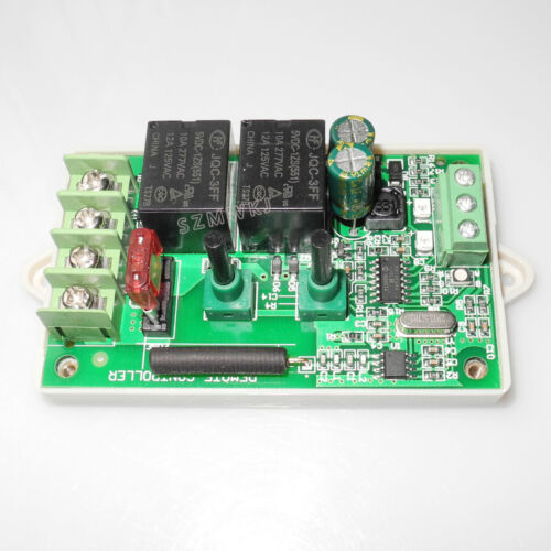 10A DC 9-30V Linear Actuator Remote Control DC Motor Switch Wireless Controller