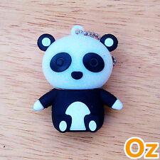Panda USB Stick, 32GB 3D Quality USB Flash Drives weirdland