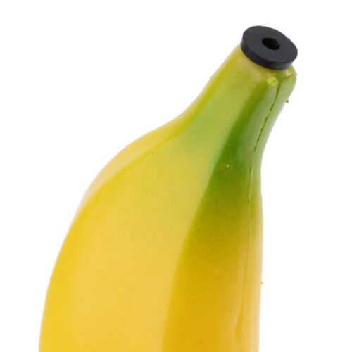 Kinder Percussion Fruit Shaker Maracas für frühe lehnende Bildung Banana